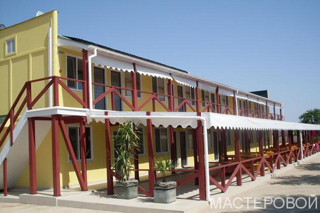 мини отель г. Саки, Крым