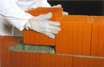 пазо-гребневое соединение блоков