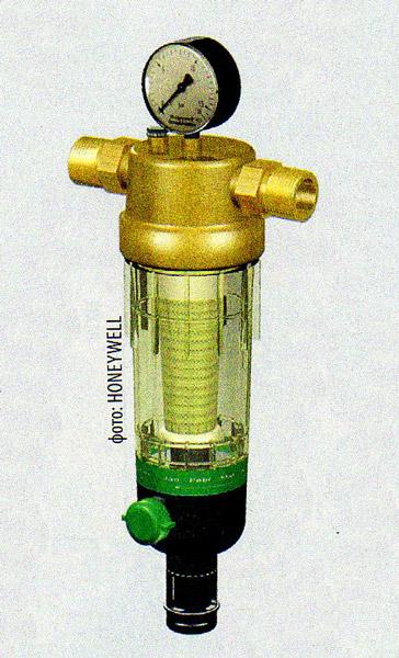 Фильтр грубой механической очистки